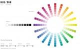 ホームページ制作、ブログ更新で大活躍!いい感じの色が選べるサイト「HUE/360」!